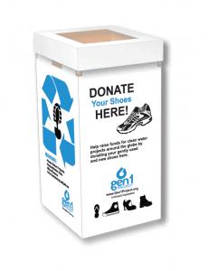 Gen1 Shoe Collection Box